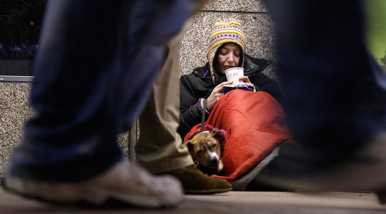 Scotland failing to house half single homeless people – study