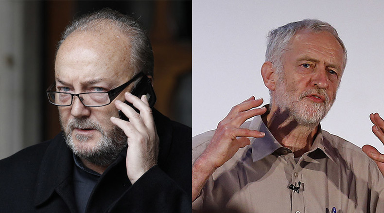 George Galloway: 'If Corbyn wins, I'd rejoin Labour pretty damn quick'