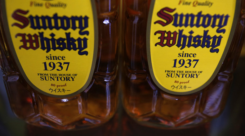 Space age: Japanese whisky heading for orbit experiment on ISS