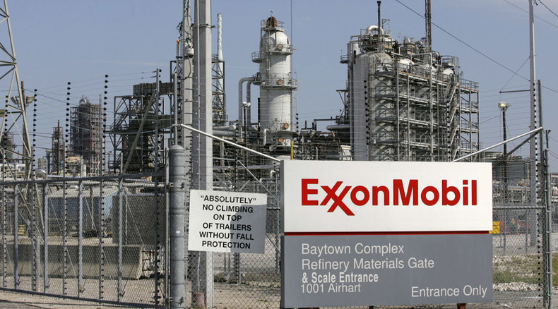 ExxonMobil Q2 profit plunge 52% to $4.2bn, worst in 6yrs