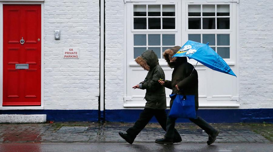 Majority of UK children in poverty from working families – report