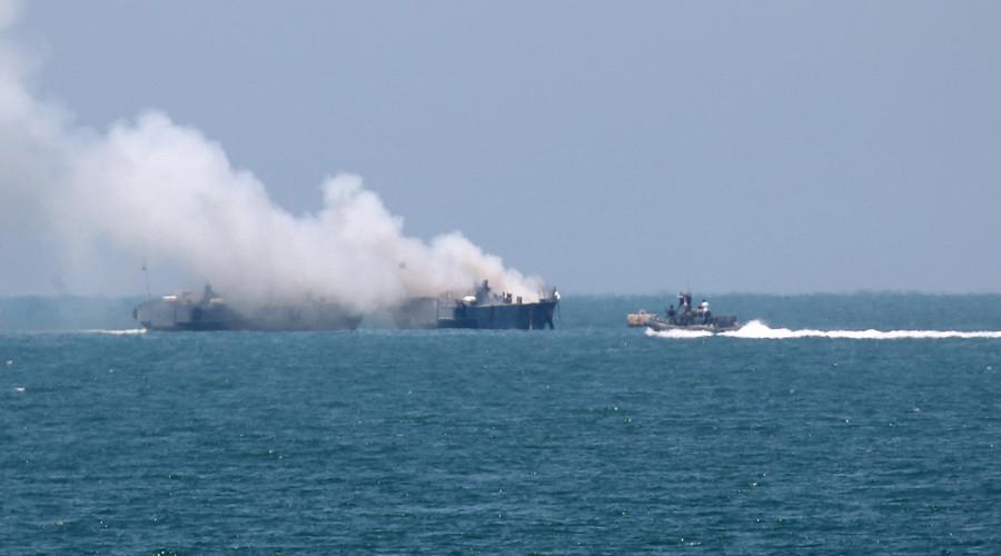Naval Terror: ISIS says it hits Egyptian patrol ship near Mediterranean coast