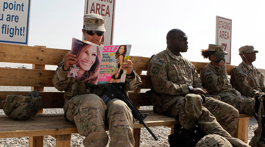 Girls just want to get drafted: Lawsuit challenges male-only Selective Service