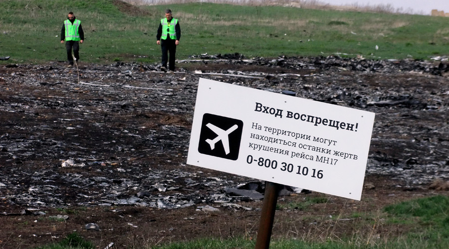 'MH17 crash used by US to break Russia's relationship with Europe'