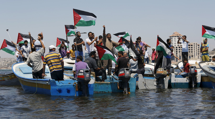 Freedom Flotilla: RT journalist in Israeli prison