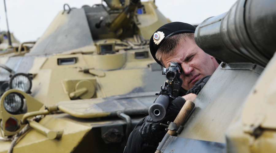 Military field exercises completed in southern Russia – Ministry of Defense