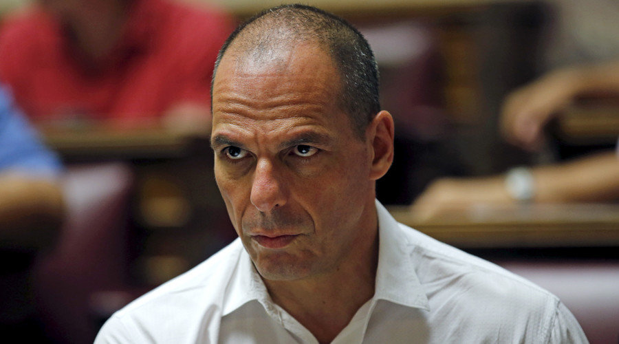'Greatest disaster': Varoufakis says new Greek bailout doomed