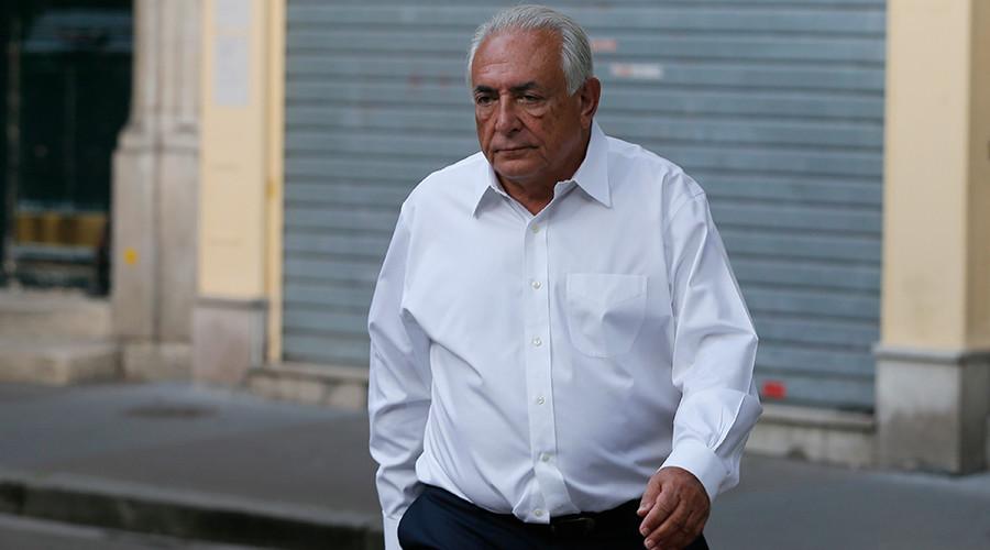 Disgraced ex-IMF chief Strauss-Kahn slams new Greek deal as 'deadly blow'