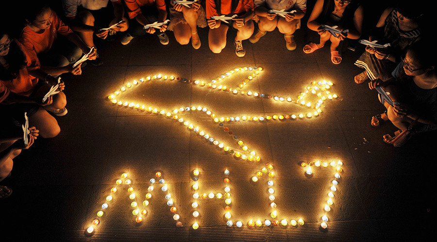 Key points of Russian position on flight MH17