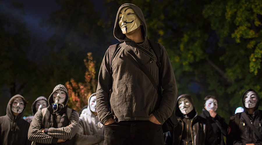 Anonymous vows revenge for masked activist shot dead by confused Canadian police