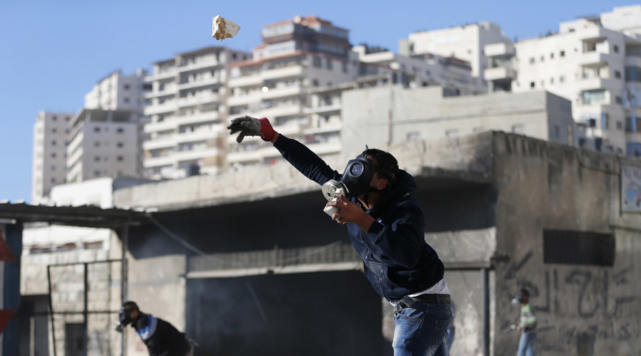 Israel approves 20 year prison terms for stone throwers