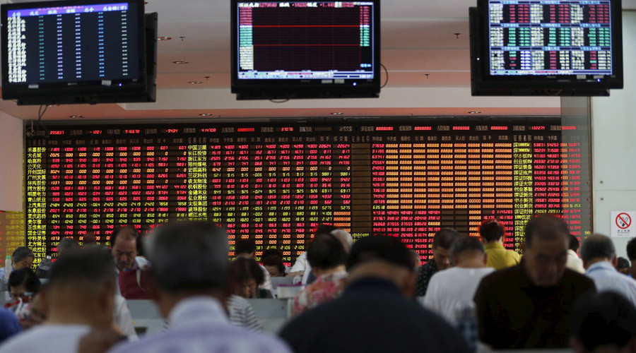 China stocks edge up for 4th straight session, Shenzhen gains 20% from July low