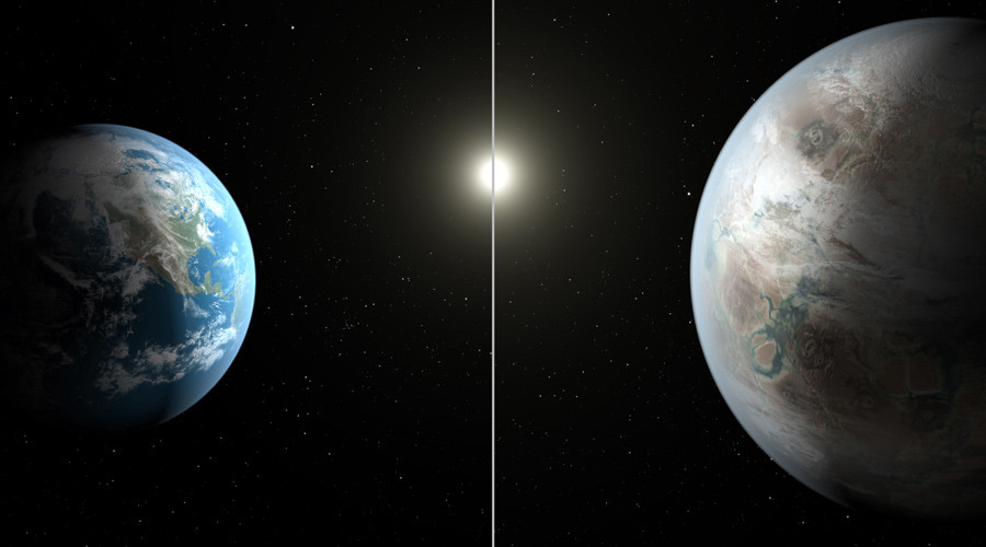 We are not alone? NASA's Kepler telescope finds first planet similar to Earth