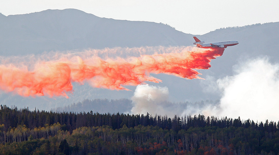 Alaska wildfires exacerbate climate change, as permafrost releases masses of ancient carbon – report