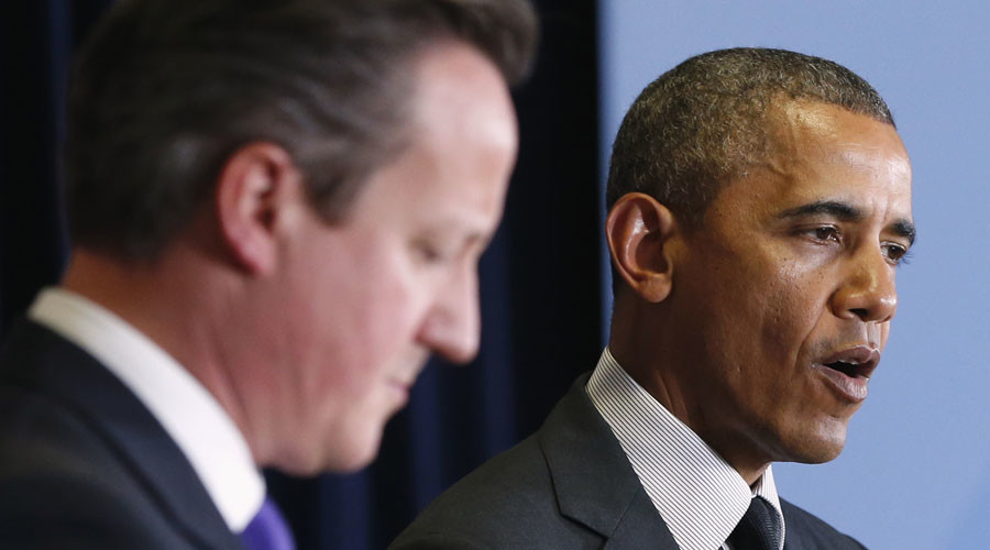 'UK will lose influence if it leaves EU': Obama warns against Brexit