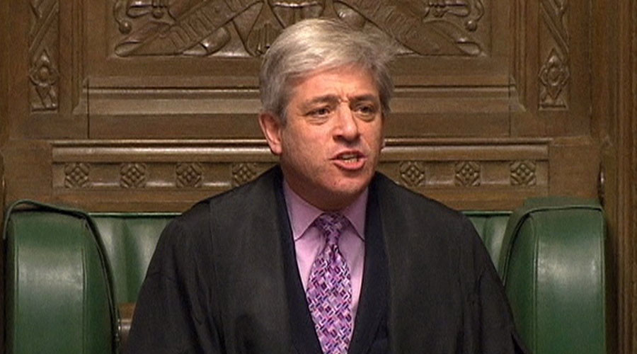 House of thieves: Speaker John Bercow claimed £130 for 0.8 mile car journey