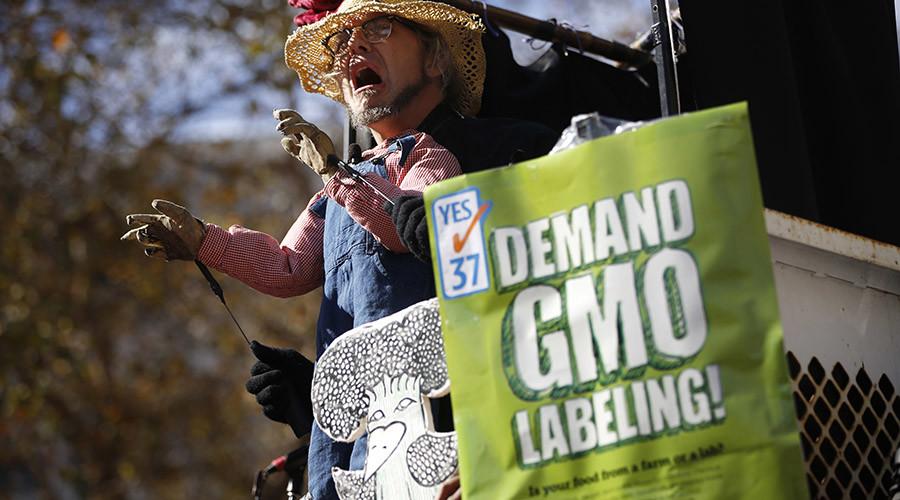 Anti-GMO labeling law passes House vote