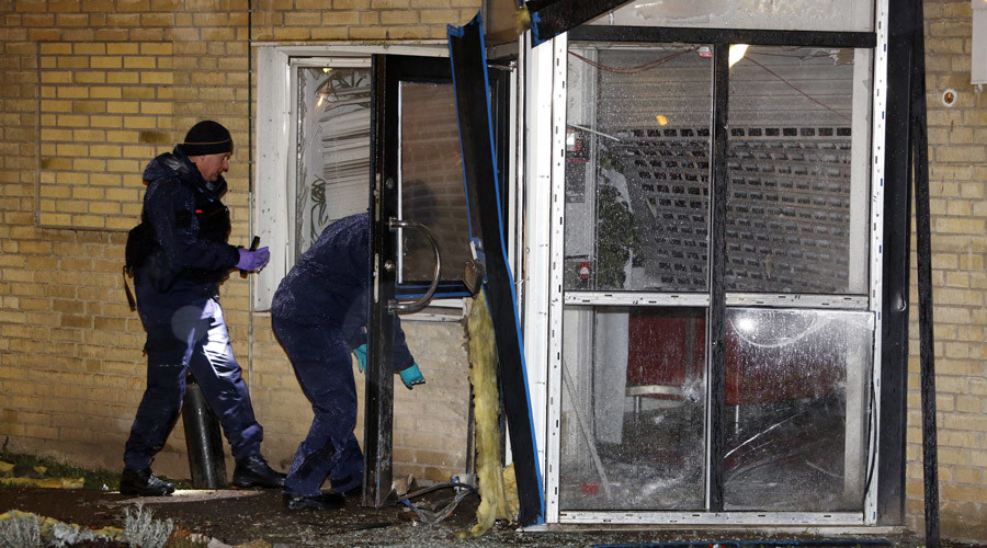 Sweden's 3rd largest city hit by multiple blasts, police plead for help to tackle violence spike