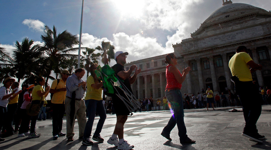 Vulture funds demand brutal austerity measures from bankrupt Puerto Rico