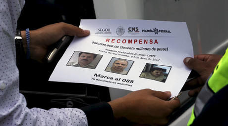 US called for El Chapo's extradition before drug lord's prison break
