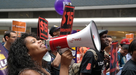 New York State recommends $15 minimum wage for fast-food workers