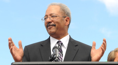 Congressman Chaka Fattah charged with corruption, fraud