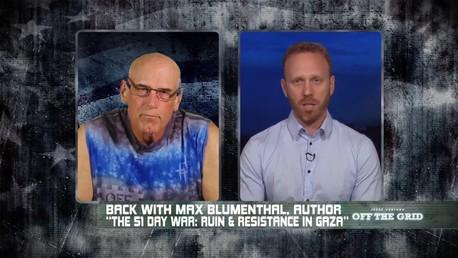 "Obama administration ""hell-bent"" on keeping war crimes secret, Jesse interviews Max Blumenthal"