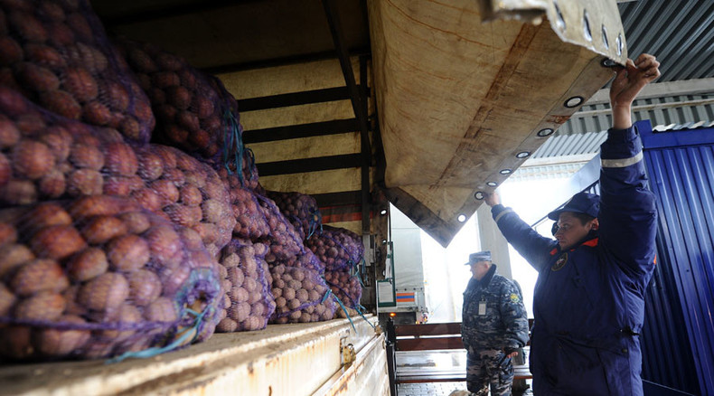 Leftist MP asks govt to send banned food to Donbass as aid