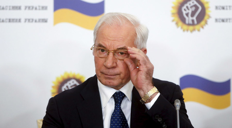 'Ukraine Salvation Committee' is worthy proposal as state not functioning anyway