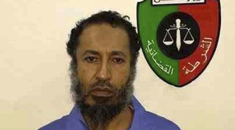 'Goal of Libyan militia: no fair trial for Gaddafi officials'