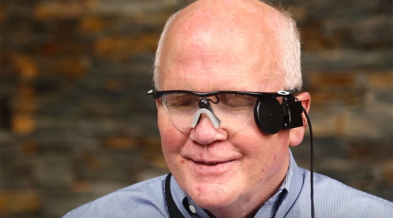 'Unprecedented' video simulations allow vision of world through 'bionic eyes'