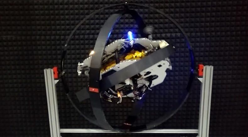 NASA creating robotic drones for future space exploration