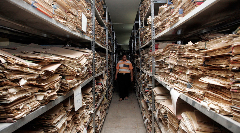 ISIS threat forces Iraq to digitize national library
