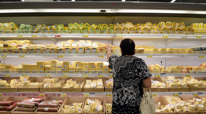 180K+ sign petition against destruction of contraband food at Russian borders