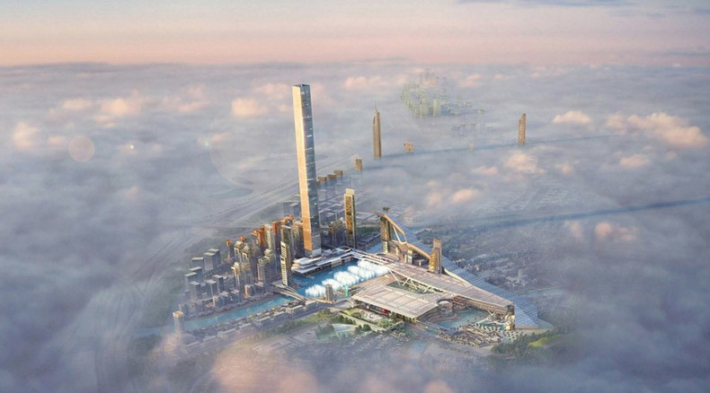 Skiing in Dubai: Record-breaking indoor ski slope part of $6.7bn project