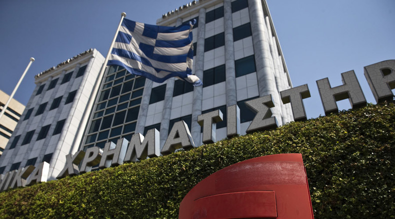 Greek stocks continue free fall, Tsipras says bailout talks on 'final stretch'