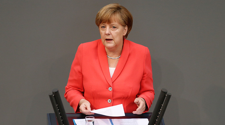 ISIS threatens revenge on Merkel in German-language video