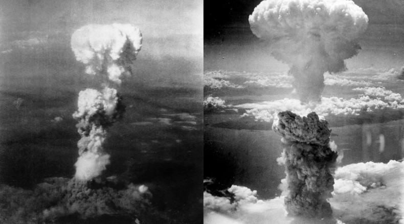 Did US nuke Hiroshima, Nagasaki to advance 'imperialistic goals'?