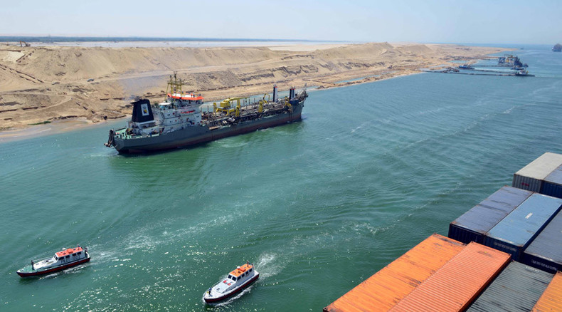 Russia ready to build Suez Canal industrial zone – PM