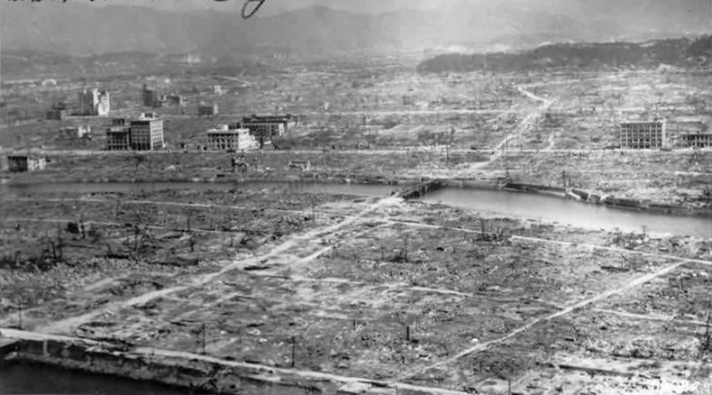 Jeremy Corbyn calls for UK nuclear disarmament on Hiroshima 70th anniversary