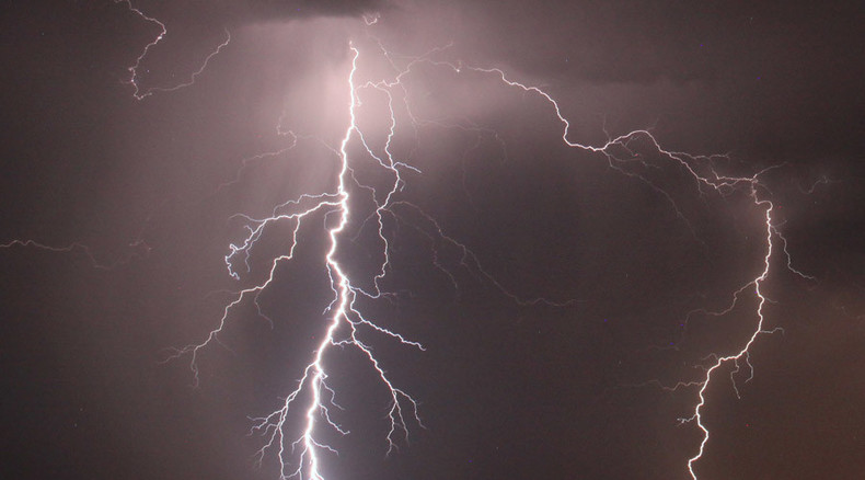 Lightning can change atomic structures just like meteor impacts – study