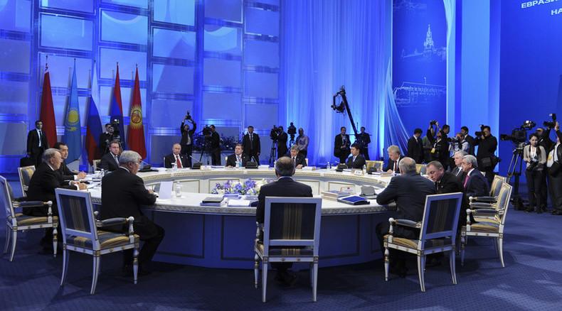Eurasian Economic Union reaches out to South-East Asia
