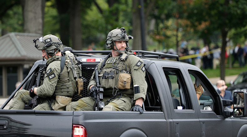 'Jade Helm' plot uncovered in North Carolina, FBI says