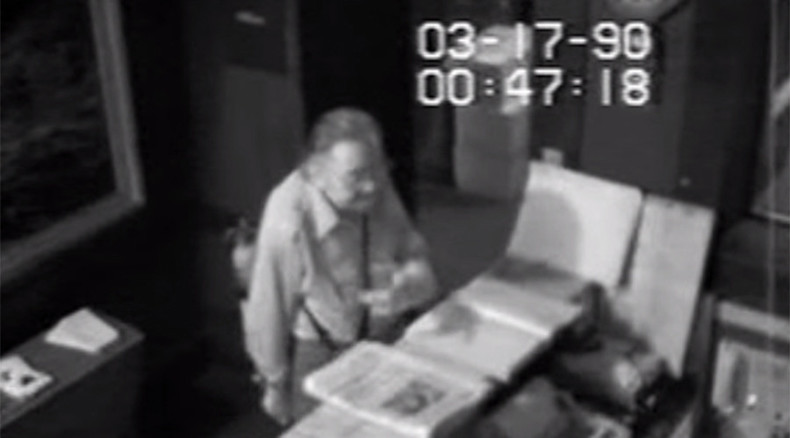 FBI releases 'Boston heist' video 25 years after biggest art theft in US