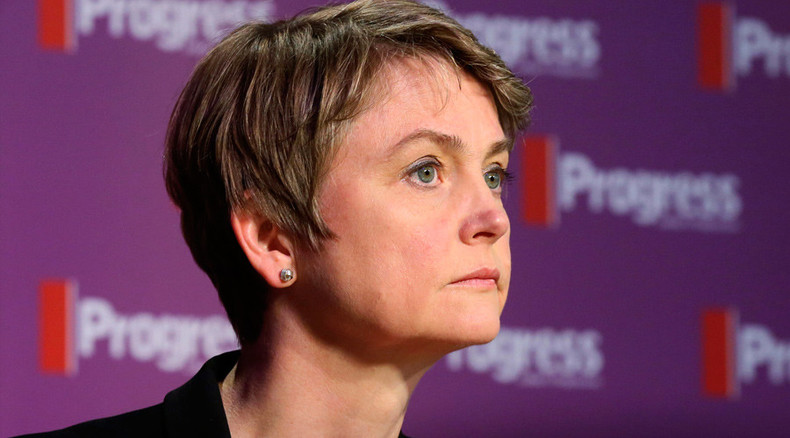 'Taking public for fools!' Cameron won election based on lies, says Yvette Cooper