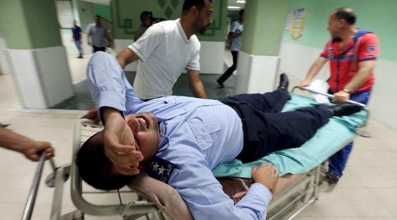 5 Gazans wounded in Israeli retaliatory airstrike
