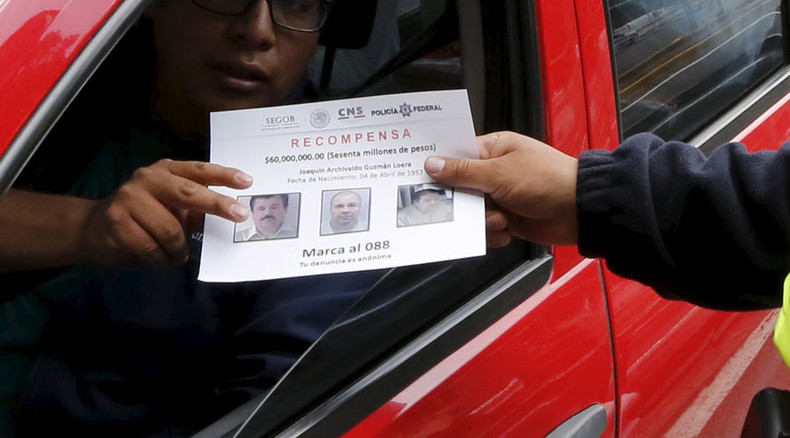 Vast majority of Mexicans believe govt complicit in drug lord El Chapo's prison break