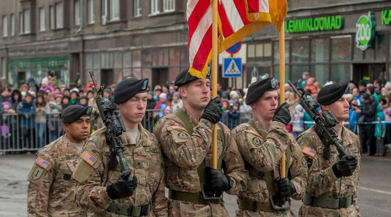 US pledges $68mn NATO investment into Estonian military bases