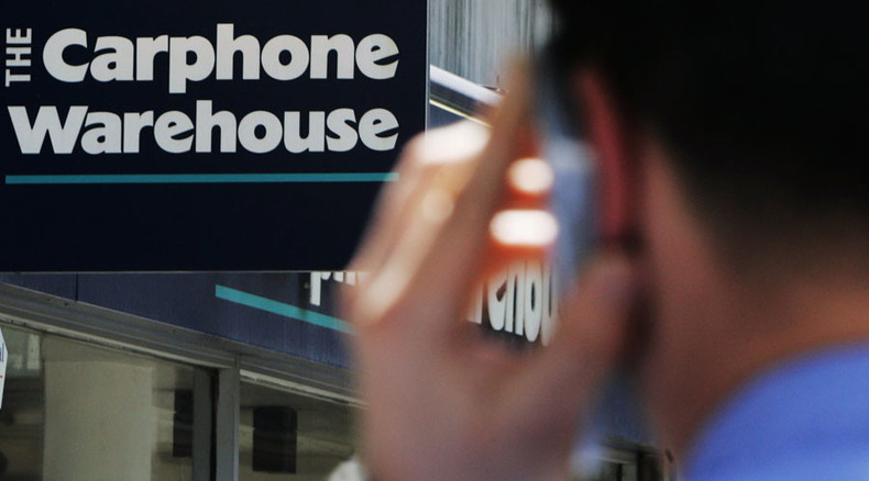 Cyberattack on Carphone Warehouse leaves 2.4 million customers personal data exposed