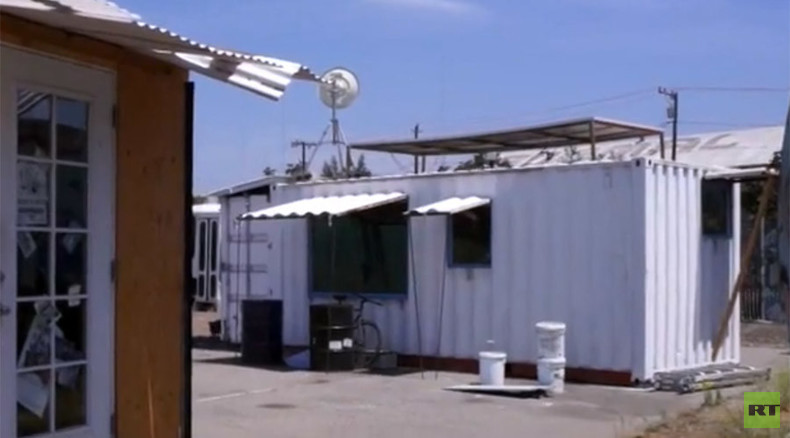 Shipping container homes: Man unveils revolutionary housing project in San Francisco